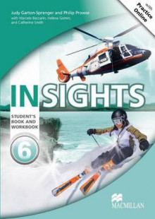 Insights Student's Book and Workbook with MPO Pack Level 6 av Judy Garton-Sprenger og Philip Prowse (Blandet mediaprodukt)
