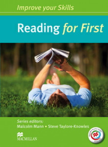 Improve Your Skills: Reading for First Student's Book without Key & MPO Pack av Malcolm Mann (Heftet)