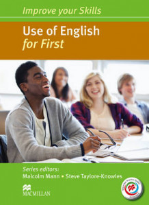 Improve Your Skills for First (FCE) Use of English Student's Book without Key with Macmillan Practice Online (Blandet mediaprodukt)