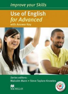Improve Your Skills for Advanced (CAE) Use of English Student's Book with Key & Macmillan Practice Online (Blandet mediaprodukt)