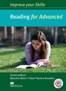 Improve Your Skills - Reading for Advanced -Student's Book without Key + MPO Pack av Malcolm Mann (Blandet mediaprodukt)