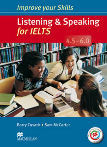 Improve Your Skills for IELTS 4.5-6 Listening & Speaking Student's Book without Key with Macmillan Practice Online av Jane Short (Blandet mediaprodukt)