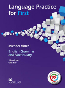 Language Practice for First 5th Edition Student's Book and MPO with Key Pack av Vince Michael (Blandet mediaprodukt)