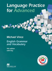 Language Practice for Advanced 4th Edition Student's Book and MPO with Key Pack av Vince Michael (Blandet mediaprodukt)
