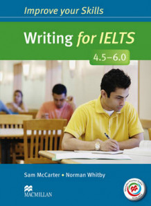Improve Your Skills Writing for IELTS 4 5-6 0 Student's Book with MPO No key av Sam McCarter (Blandet mediaprodukt)