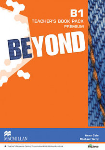 Beyond B1 Teacher's Book Premium Pack av Anna Cole og Michael Terry (Blandet mediaprodukt)