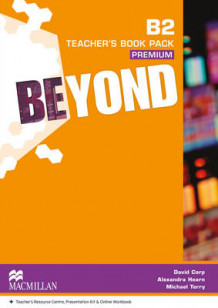 Beyond B2 Teachers Book Premium Pack av David Corp (Blandet mediaprodukt)