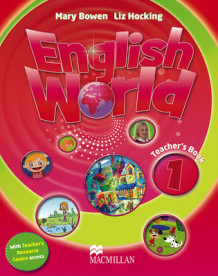 English World: Teacher's Guide & Webcode Pack Level 1 av Mary Bowen og Liz Hocking (Blandet mediaprodukt)