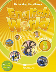 English World: Teacher's Guide & Webcode Pack Level 3 av Mary Bowen og Liz Hocking (Blandet mediaprodukt)