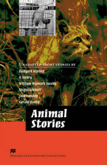 Macmillan Readers Literature Collections Animal Stories Advanced av Daniel A. Barber, Rudyard Kipling, O. Henry, W. W. Jacobs, Jack London, Gerald Durrell, Virginia Woolf og Ceri Jones (Heftet)