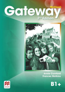 Gateway B1 +Workbook av Annie Cornford og Frances Watkins (Heftet)