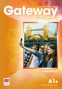 Gateway A1+ Student's Book Pack av David Spencer (Blandet mediaprodukt)