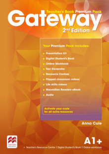 Gateway A1+ Teacher's Book Premium Pack av Anna Cole (Blandet mediaprodukt)
