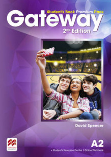 Gateway A2 Student s Book Premium Pack av David Spencer (Blandet mediaprodukt)