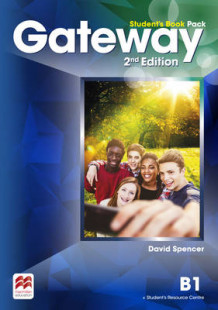 Gateway B1 Student's Book Pack av David Spencer (Blandet mediaprodukt)