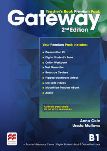 Gateway B1 Teacher's Book Premium Pack av Ursula Mallows og Anna Cole (Blandet mediaprodukt)