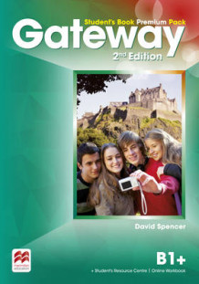 Gateway B1+ Student's Book Premium Pack av David Spencer (Blandet mediaprodukt)