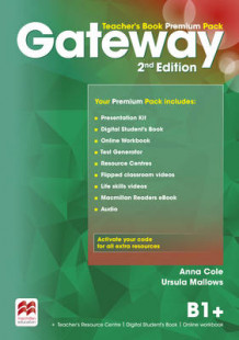 Gateway B1 Teachers Book Premium Pack av Anna Cole og Ursula Mallows (Blandet mediaprodukt)
