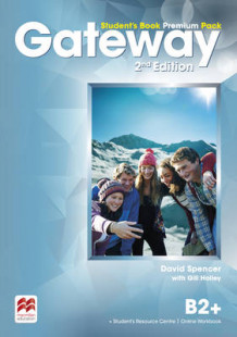 Gateway B2+ Student's Book Premium Pack av David Spencer (Blandet mediaprodukt)
