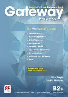 Gateway B2+ Teacher's Book Premium Pack av Mike Sayer og Ursula Mallows (Blandet mediaprodukt)