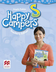 Happy Campers Starter Level Teacher's Edition Pack av Angela Padron (Blandet mediaprodukt)