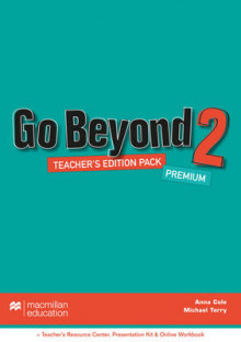 Go Beyond Teacher's Edition Premium Pack 2 av Anna Cole og Michael Terry (Blandet mediaprodukt)