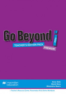 Go Beyond Teacher's Edition Pack Intro A1 + Teacher's Resource Center, Presentation Kit + Online Workbook av Anna Cole, David Corp og Alexandra Hearn (Blandet mediaprodukt)