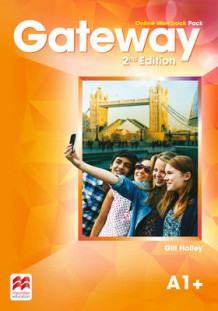 Gateway 2nd edition A1+ Online Workbook Pack av Gill Holley (Blandet mediaprodukt)