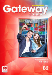 Gateway 2nd edition B2 Online Workbook Pack av Gill Holley (Blandet mediaprodukt)