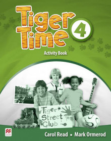 Tiger Time Level 4 Activity Book av Carol Read og Mark Ormerod (Heftet)