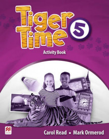 Tiger Time Level 5 Activity Book av Carol Read og Mark Ormerod (Heftet)