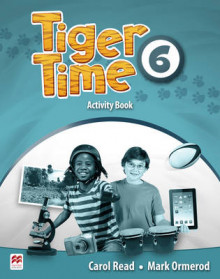 Tiger Time Level 6 Activity Book av Carol Read og Mark Ormerod (Heftet)