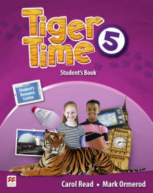 Tiger Time - Student Book - Level 5 (A1-A2) av Carol Read og Mark Ormerod (Heftet)