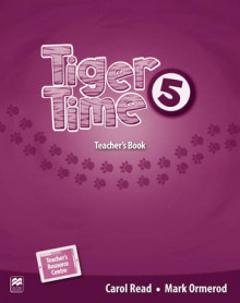 Tiger Time Level 5 Teacher's Book Pack av Carol Read og Mark Ormerod (Blandet mediaprodukt)