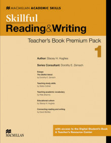 Skillful 1 (Pre-Intermediate) Reading and Writing Teacher's Book with Digital Student's Book & Online Practice av Steve Gershon, Mike Boyle, Jennifer Bixby, Lida Baker, Jennifer Wilkin, Louis Rogers, David Bohlke, Lindsay Clandfield, Jaimie Scanlon og Mark McKinnon (Blandet mediaprodukt)
