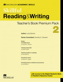 Skillful Level 2 Reading & Writing Teacher's Book Premium Pack av Steve Gershon, Mike Boyle, Jennifer Bixby, Lida Baker, Jennifer Wilkin, Louis Rogers, David Bohlke, Lindsay Clandfield, Jaimie Scanlon og Mark McKinnon (Blandet mediaprodukt)