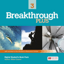 Breakthrough Plus Level 3 Digital Student's Book Pack av Miles Craven (Blandet mediaprodukt)