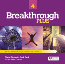 Breakthrough Plus Level 4 Digital Student's Book Pack av Miles Craven (Blandet mediaprodukt)