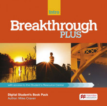 Breakthrough Plus Intro Level Digital Student's Book Pack av Miles Craven (Blandet mediaprodukt)
