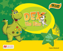 Dex the Dino: Pupil's Book Plus International Pack av Sandie Mourao og Claire Medwell (Blandet mediaprodukt)
