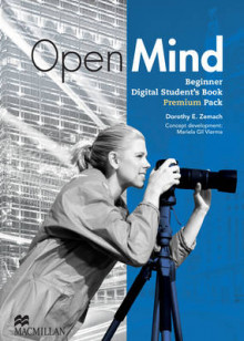 Open Mind Beginner Level Digital Student's Book Pack Premium av Mickey Rogers og Steve Taylore-Knowles (Blandet mediaprodukt)