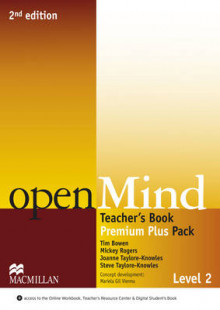 Openmind AE Level 2 Teacher s Book Premium Plus Pack av Joanne Taylore-Knowles, Steve Taylore-Knowles og Mickey Rogers (Blandet mediaprodukt)