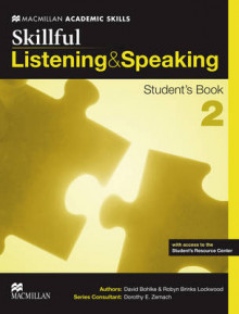 Skillful 2 (Intermediate) Listening and Speaking Student's Book Pack av Steve Gershon, Mike Boyle, Jennifer Bixby, Lida Baker, Jennifer Wilkin, Louis Rogers, David Bohlke, Lindsay Clandfield, Jaimie Scanlon og Mark McKinnon (Heftet)