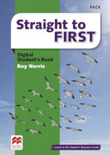 Omslag - Straight to First Digital Student's Book Pack