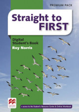 Omslag - Straight to First Digital Student's Book Premium Pack