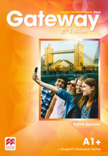 Gateway A1+ Digital Student's Book Pack av David Spencer (Blandet mediaprodukt)