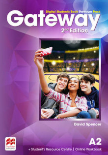 Gateway A2 Digital Student's Book Premium Pack av David Spencer (Blandet mediaprodukt)