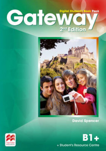 Gateway B1+ Digital Student's Book Pack av David Spencer (Blandet mediaprodukt)