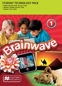Brainwave American English Level 1 Student Technology Pack av Andrea Harries og Cheryl Pavlik (Blandet mediaprodukt)