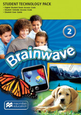 Omslag - Brainwave American English Level 2 Student Technology Pack